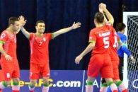 تمجید AFC از علی اصغر حسن زاده کاپیتان تیم ملی فوتسال ایران