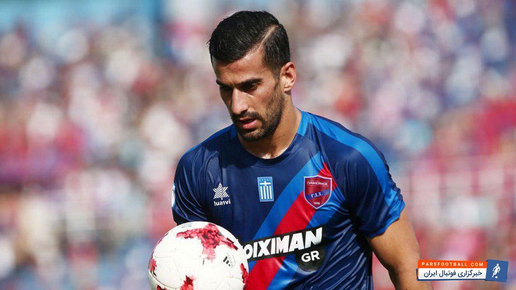 احسان حاج صفی در اردوی تیم ملی ؛ بازگشت الماس ارزشمند کی روش به تیم ملی