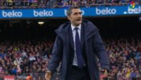 عصبانیت والورده از هواداران بارسلونا پس از هو کردن گومز