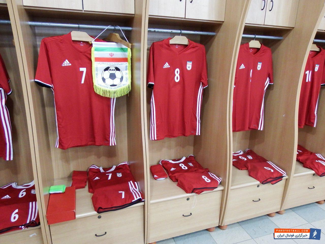 عکس؛بازگشت کاپیتان تیم ملی ایران به تیم ملی