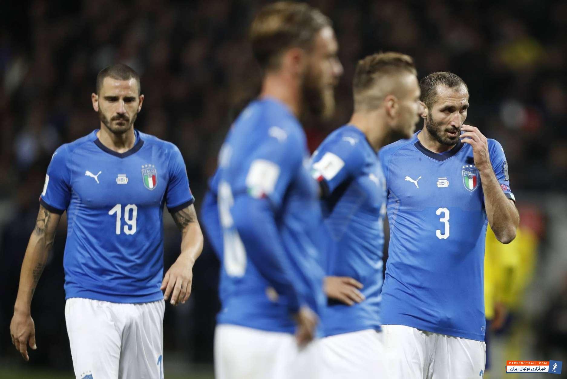ایتالیا و کار قشنگ فدراسیون فوتبال ایتالیا برای گرامیداشت یاد و خاطره داویده آستوری