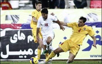 دیدار تدارکاتی تیم ملی ایران برابر مقدونیه