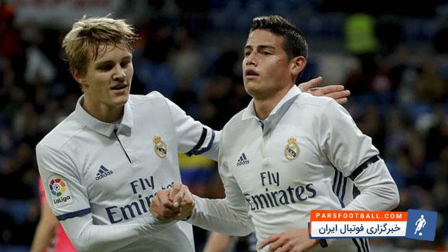 تصمیم زیدان برای بازیکنان رئال مادرید