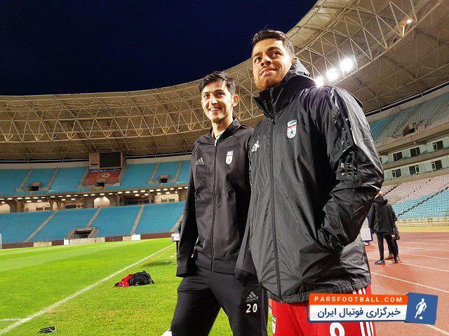 تصویری از غایبان مهم بازی ایران و تونس