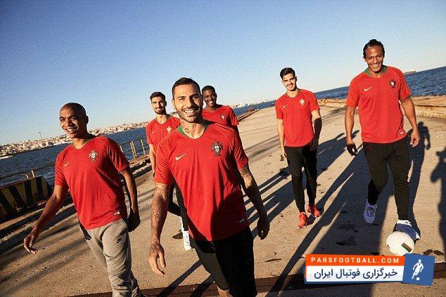 تصاویری از لباس های پرتغال برای جام جهانی