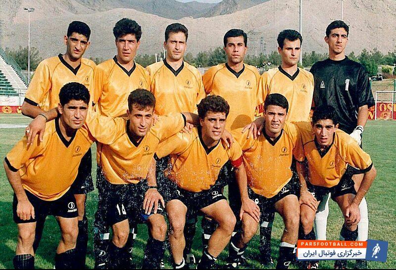 عکس دیده نشده از ستاره میلیاردی استقلال تهران در دوران نوجوانی