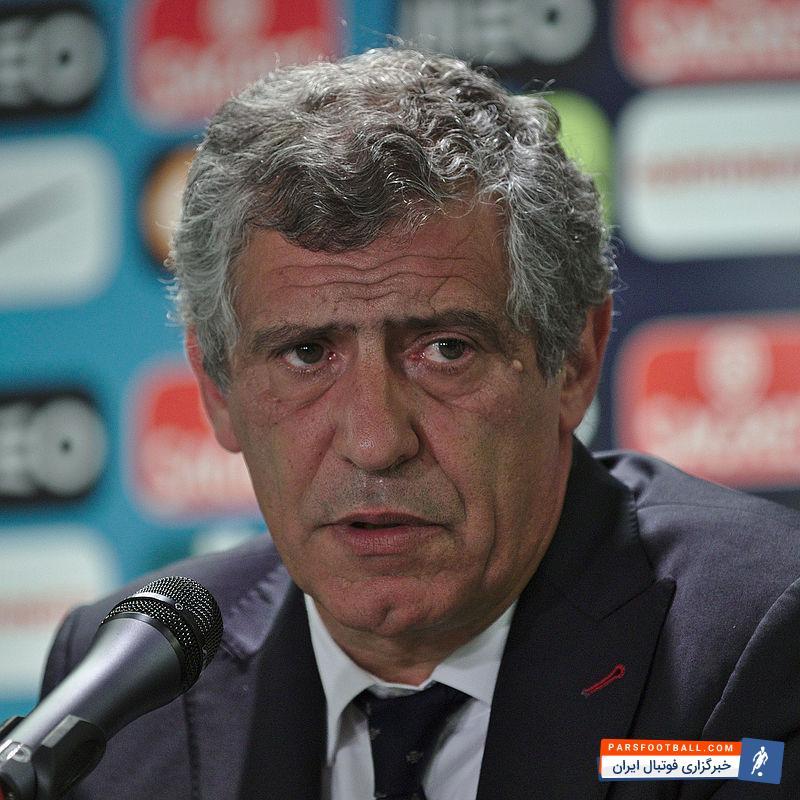 فرناندو سانتوس سرمربی تیم ملی پرتغال و دردسرهای وی برای معرفی فهرست نهایی بازیکنان تیم