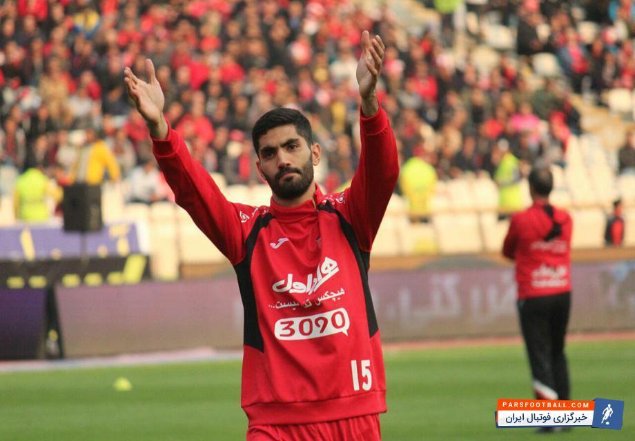 انصاری مدافع تیم فوتبال پرسپولیس به دیدار پرسپولیس و السد واکنش نشان داد