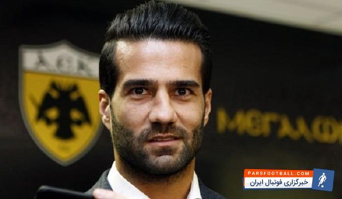 مسعود شجاعی پس از مدت ها به تیم ملی بازگشت و مورد استقبال قرار گرفت