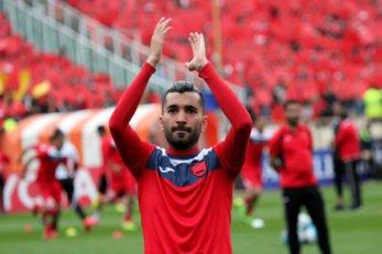 تابش : مسلمان بازیکن خوبی است اما در حال حاضر با باشگاه پرسپولیس قرارداد دارد