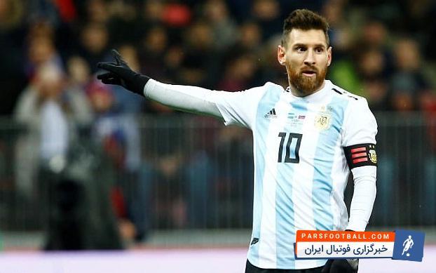 مسی: تشنه موفقیت در جام جهانی هستم ؛ خط و نشان مسی برای تیم های حاضر در جام جهانی
