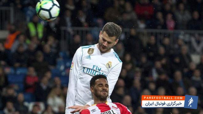 ناچو برای اولین بار در دوران فوتبال حرفهای خود مصدوم شد ؛ پارس فوتبال