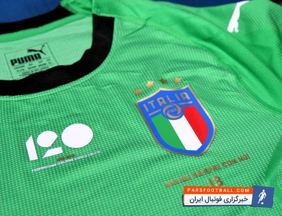 تصاویری از حرکت قشنگ فدراسیون فوتبال ایتالیا