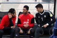 چهار دروازه بان توسط کارلوس کی روش به اردوی تیم ملی دعوت شدند _ علیرضا بیرانوند و حسین حسینی و رشید مظاهری