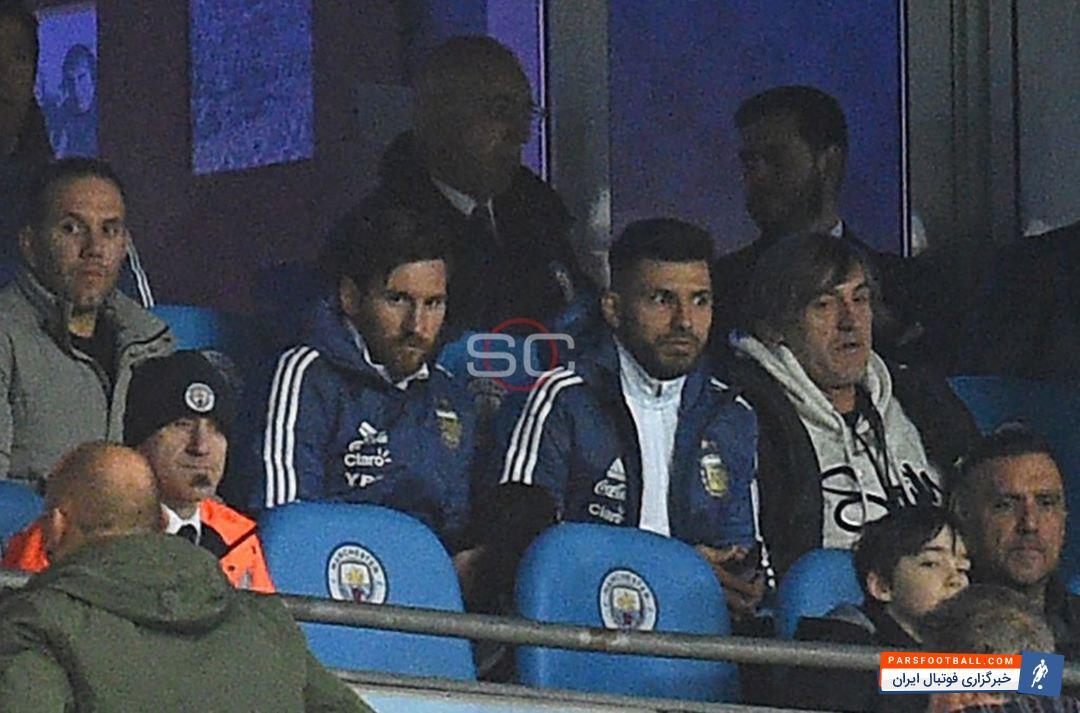 عکس ؛ مسی در تیم ملی آرژانتین هم نیمکت نشین شد!