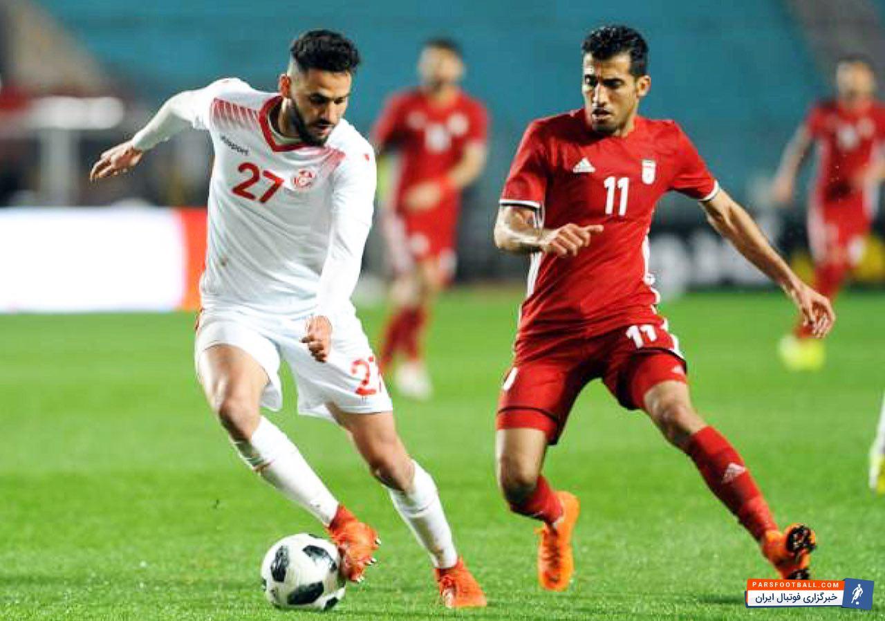 عکس ؛ ستاره پرسپولیس در ترکیب تیم ملی خودی نشان داد