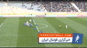 گل اول تیم ملی فوتبال ایران به سیرالئون