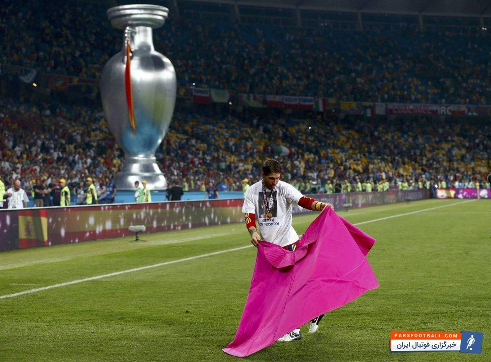 اختصاصی ؛ تصاویری از 10 لحظه به یاد ماندنی سرخیو راموس با پیراهن تیم ملی اسپانیا