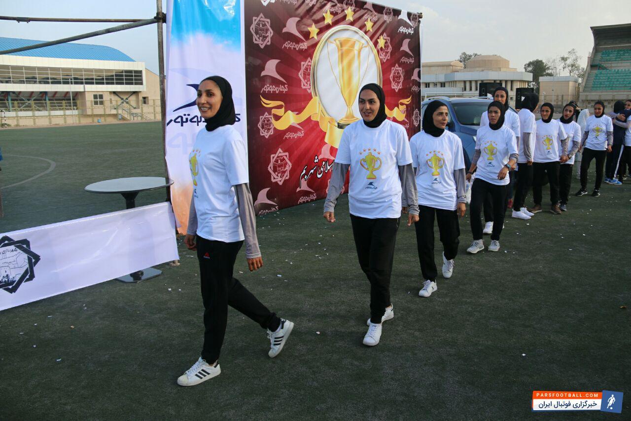 رقابت های لیگ فوتبال بانوان ایران امروز با برگزاری دیدارهای باقی مانده از هفته پایانی به اتمام رسید. در مهم ترین بازی این هفته تیم صدرنشین شهرداری بم پس از جنجال های فراوان از ذوب آهن میزبانی کرد و با 6 گل توانست حریف خود را شکست دهد.