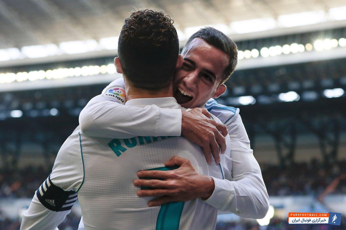 صحبت های ستاره رئال مادرید در خصوص آینده اش در رئال مادرید