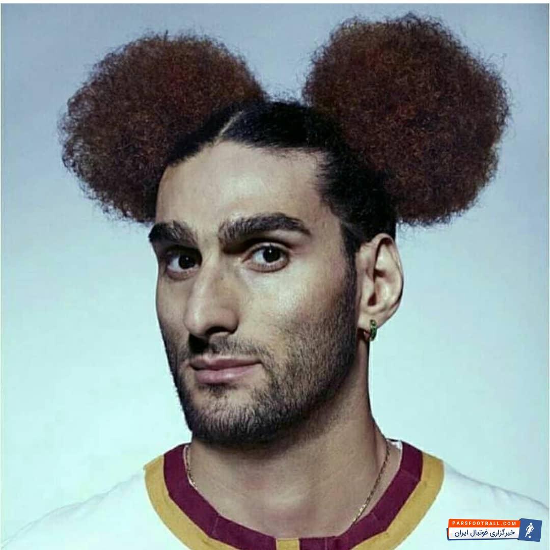 مو ؛ نگاهی به مدل مو های عجیب و غریب بازیکنان در تاریخچه رقابت های فوتبال
