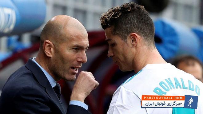 نمایش قدرت و مدیریت زین الدین زیدان در سال های درخشان اخیر رئال مادرید