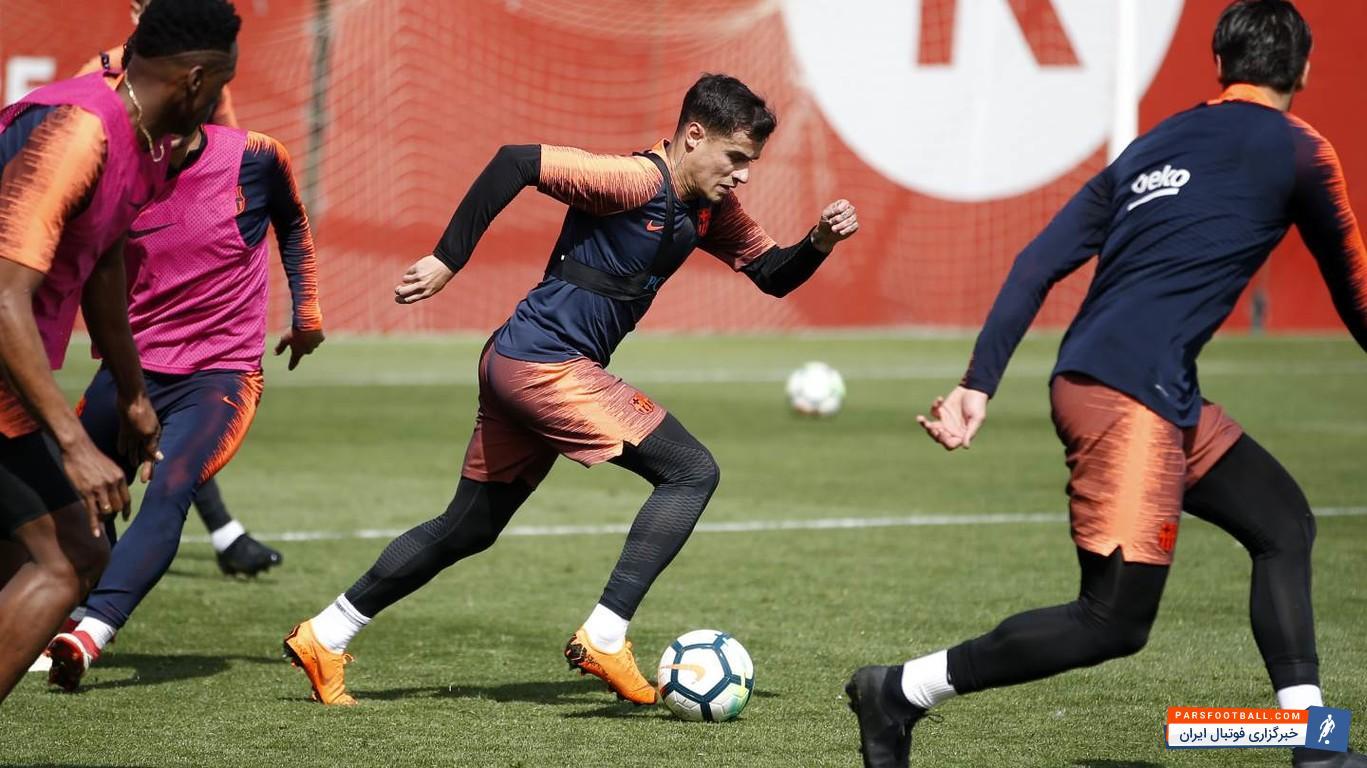 بارسلونا ؛ لیست بازیکنان تیم فوتبال بارسلونا برای دیدار برابر بیلبائو مشخص شد