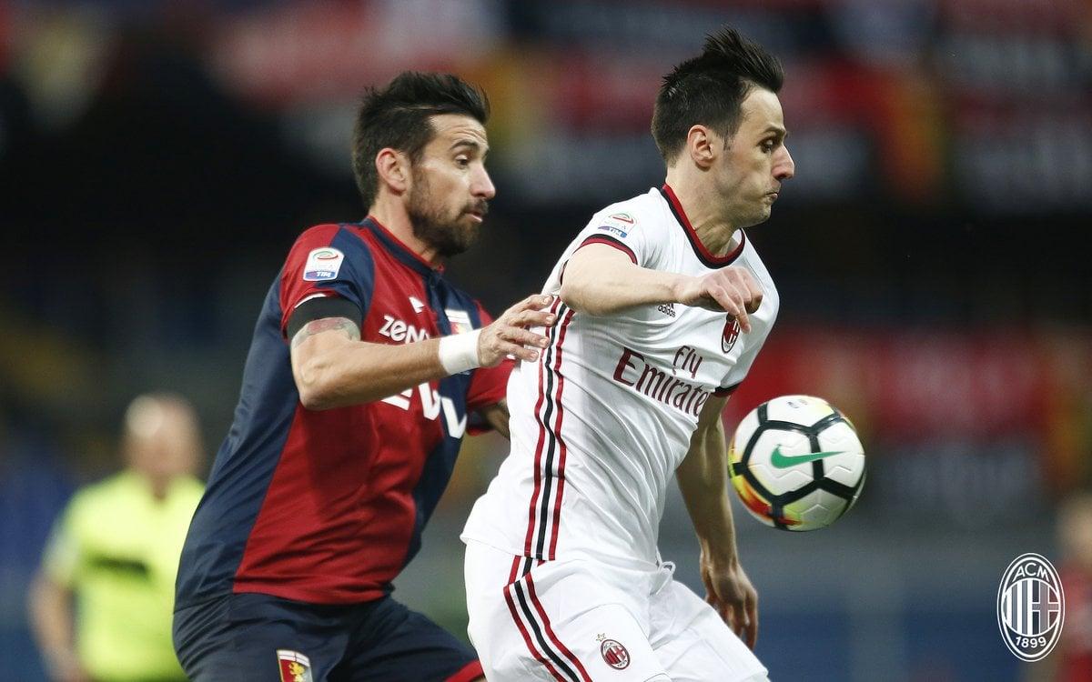 امشب (یکشنبه) تیمهای جنوا و میلان در چارچوب هفته بیستوهفتم سری A ایتالیا برابر هم قرار گرفتند که میلان با گل دقیقه 94 سیلوا پیروز شد.