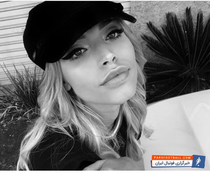 """تصاویری کمتر دیده شده از """"کارولین دیاز"""" مدل برزیلی و همسر دوم """"کاکا"""""""