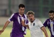 سیامک کوروشی مدافع ایرانی تیم فوتبال المعیذر قطر که روز چهارشنبه به ایران آمده بود برای بازگشت به قطر دچار مشکل شده است.
