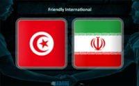 بازی تیم ملی ایران و تونس