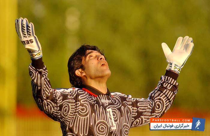 عکس ؛ احمد آقا ! همه آن میلیاردهایی که نگرفتی فدای سرت ! تو همان افسانه ما باش عقاب جانان!