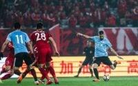 کاراسکو ستاره اتلتیکومادرید هفته قبل با قراردادی گرانقیمت راهی باشگاه دالیان چین شد
