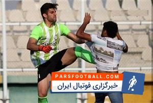 تیم شهرداری بندرعباس و درگیری و حمله تماشاگر به دروازبان تیم در ليگ دسته دو