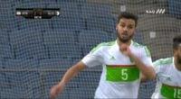 گل اول الجزایر به تیم ملی