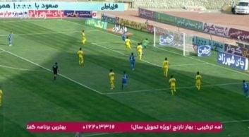 گل دوم استقلال به نفت تهران