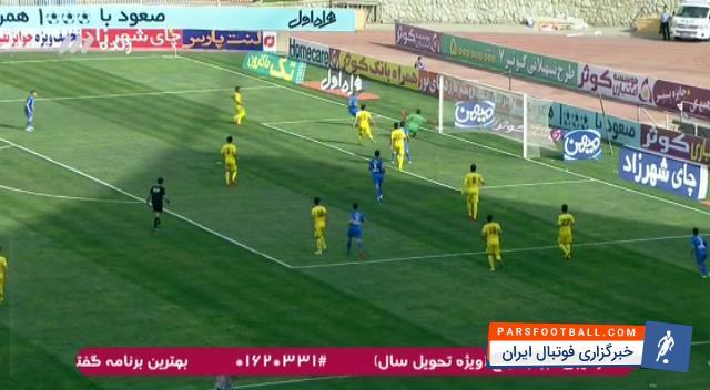 نفت تهران ؛ خط دفاع از هم گسیخته نفت تهران ؛ خط دفاع نفت برد را با باخت عوض کرد!