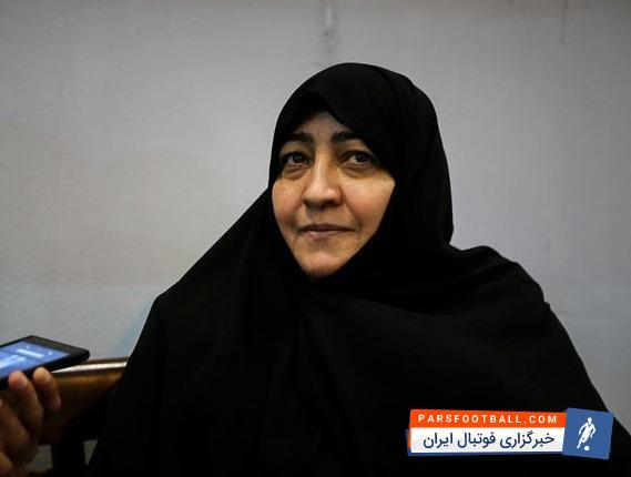سهیلا جلودارزاده : هدف از برگزاری این المپیاد بالا بردن سلامت جامعه زنان کارگر است