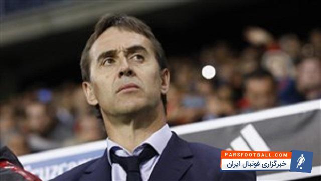 خولن لوپتگی با رئال مادرید قرارداد سه ساله بست ؛ خبرگزاری فوتبال ایران