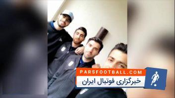 تبریک عید نوروز ملی پوشان تیم ملی