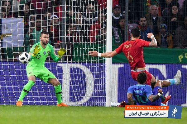 رونالدو و تاثیر آن بر تیم پرتغال ؛ کی روش : یک تیم ملی به نام رونالدو و یک تیم پشت سر او داریم!