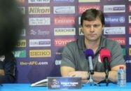 ارطغرول ساغلام در نشست خبری پیش از دیدار تراکتورسازی برابر الجزیره امارات اظهار داشت:ما هر چهار روز یک بار بازی برگزار میکنیم.