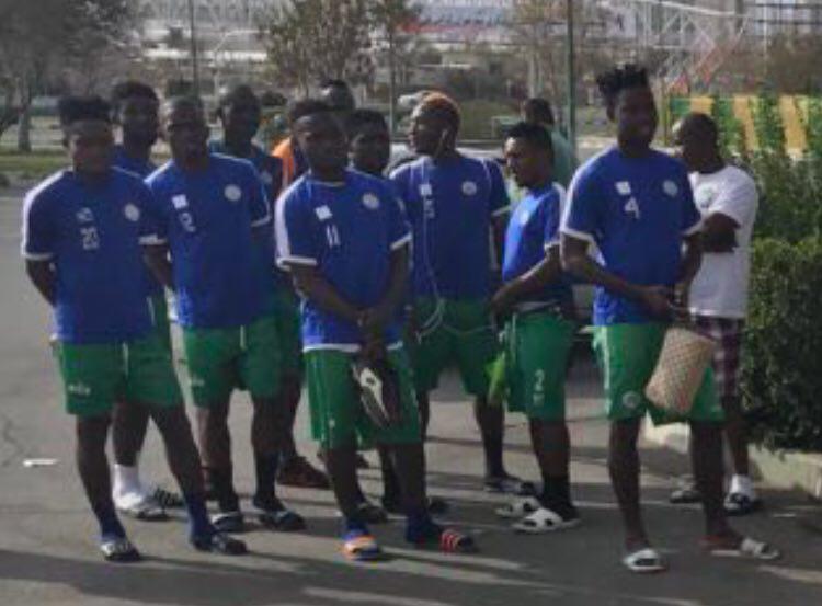 سیرالئون ؛ ادعای مارکار آقاجانیان ؛ سیرالئون با مطالعه انتخاب شد! ؛ پارس فوتبال