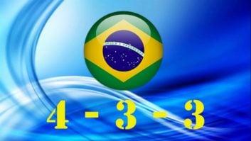 ترکیب های احتمالی تیم ملی برزیل برای جام جهانی 2018 روسیه