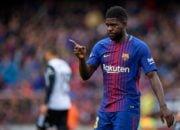 بارسلونا به دنبال تمدید قرارداد سامئول اومتیتی مدافع تیمش قبل از جام جهانی می باشد