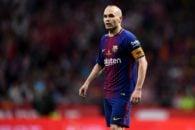 اینیستا کاپیتان بارسلونا به احتمال زیاد در آخر فصل از تیم بارسلونا جدا خواهد شد