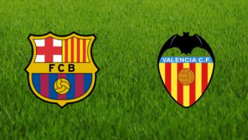 خلاصه بازی بارسلونا و والنسیا