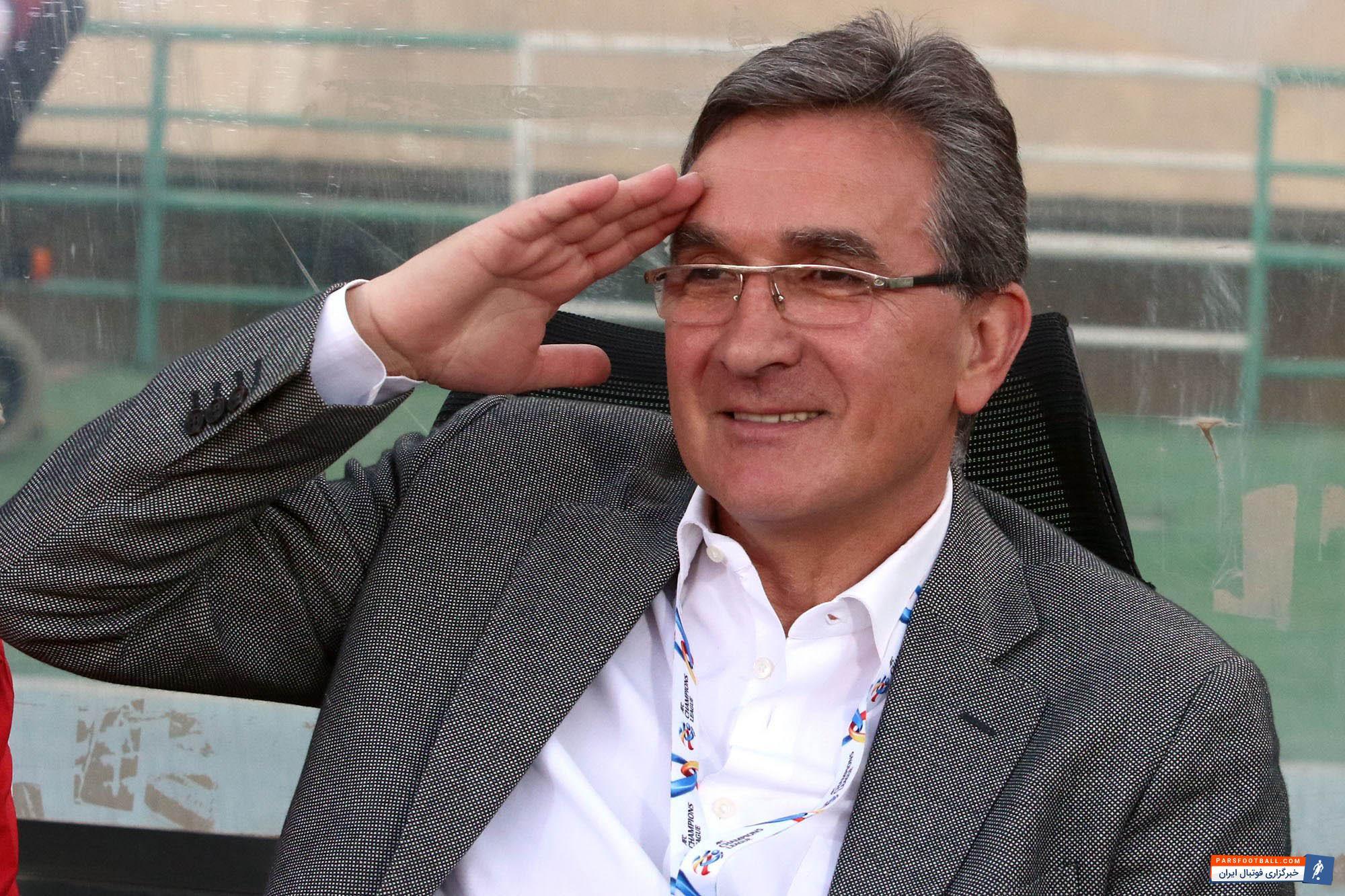 برانکو اعلام کرد دیگر نیازی به همکاری با مترجم فعلیاش ندارد ؛ پارس فوتبال
