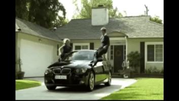 تبلیغ BMW
