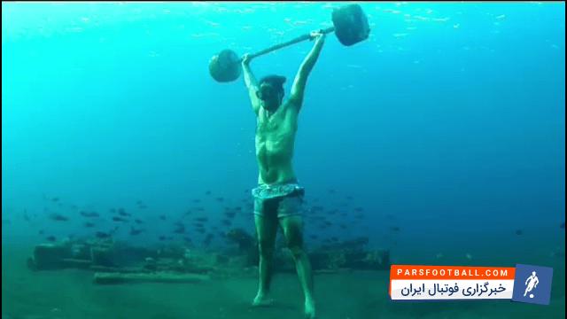 کلیپی تماشایی و زیبا از حرکات برتر ورزشی سال در ژانرهای مختلف ؛ پارس فوتبال